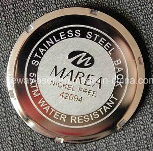 Metal Steel Fiber Laser Marking Machines pictures & photos