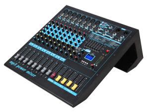 Mixing Console/up-8X/Mixer/Soud Mixer/Professional Mixer /Console/Sound Console/Brand Mixer pictures & photos