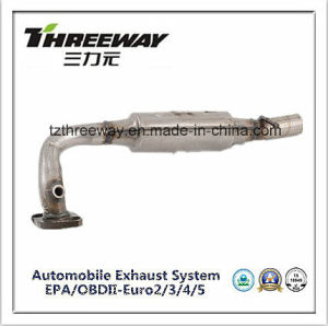 Three Way Catalytic Converter Direct Fit for Fr3620 pictures & photos
