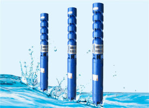Water Pump Deep Well Pump for Agricultural Irrigation/Kh pictures & photos