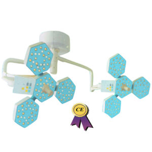 LED Ceiling Surgical Light with Two Heads (LED4/4) -Fanny pictures & photos