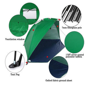 Sports Sunshade Helter Fishing Picnic Beach Park Outdoor Tent pictures & photos