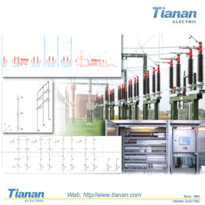 Secondary-Switchgear-High-Voltage-Air-Insulated-Power-Distribution pictures & photos