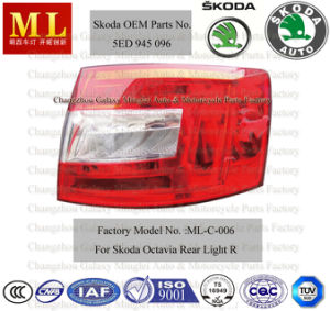 Auto Tail Light for Skoda Octavia From 2012 (5E5 945 112) pictures & photos