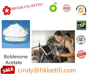 Raw Powder and Injectable Liquid 2363-59-9 Boldenone Acetate pictures & photos