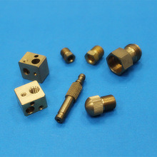High Precision Copper Machining Parts Industry Copper Accessories pictures & photos