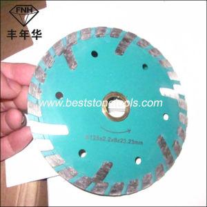 CB-22 Circular Saw Blade for Granite Cutting (125X22.23mm)