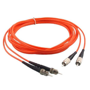 Good Price FC to St Multi-Mode Optical Fiber Jumper pictures & photos
