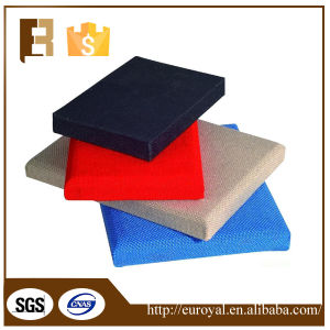 Theater Lightweight Soundproof Fabric Acoustic Wall Panel