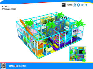 Children Commericial Playground Indoor Kids, Yl24403t pictures & photos