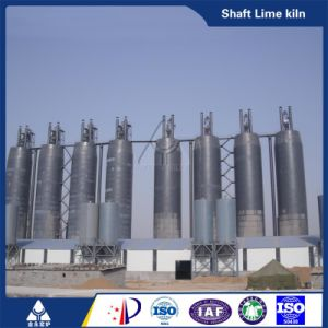 400tpd Vertical Lime Kiln pictures & photos