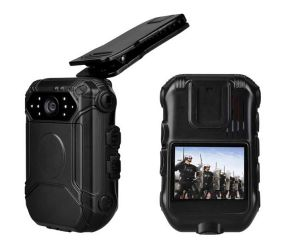 Wireless DVR Digital Video Recorders Police Portable Body Wear Cameras pictures & photos
