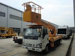 Sinotruk HOWO 6X4 Aerial Platform Truck pictures & photos