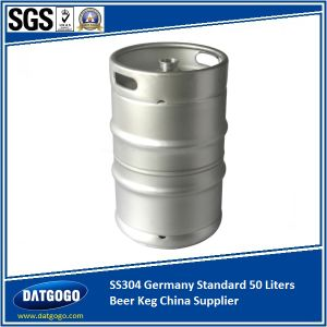 SUS304 DIN 50 Liters Beer Keg China Supplier pictures & photos