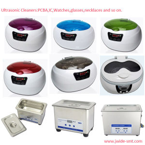Jw-4820 PCB Digital Ultrasonic Cleaner pictures & photos