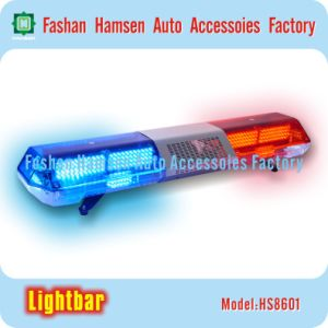 LED High Brightness Emergency Light Police Fire Warning Lightbar with Siren and Speaker pictures & photos
