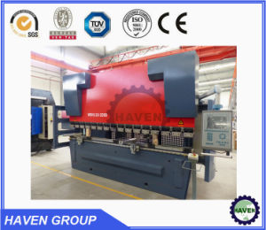 WC67Y Series Hydraulic bending machine with SGS certificate pictures & photos