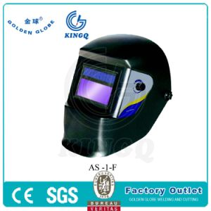 Welding Protection Product Auto Darkening Helmet with Ce pictures & photos