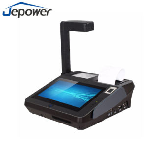Jepower Jp762A Eft POS Terminal with EMV Certificate pictures & photos