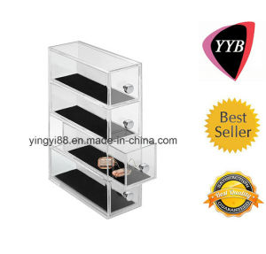 Factory Direct Sale Acrylic Jewelry Box pictures & photos