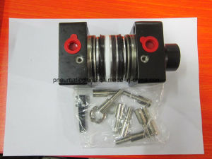 Pneumatic Air Cylinder, Double Acting Cylinder, Air Cushioning Cylinder pictures & photos