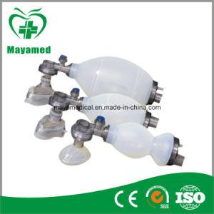 My-K001 Cheap Manual Resuscitator Respiratory Ball pictures & photos