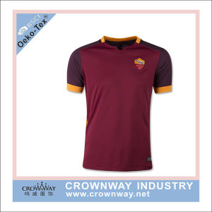 World Fit Club Fashion Soccer Jersey for Men pictures & photos