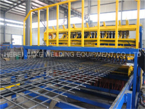 China Construction Panel Reinforcing Steel Wire Mesh Machine pictures & photos