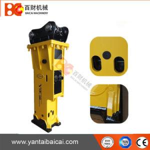 Soosan Hydraulic Breaker Hammer Chisel Sb50 Stone Breaker pictures & photos