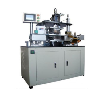 Automatic PVC Card Embossing Machine pictures & photos