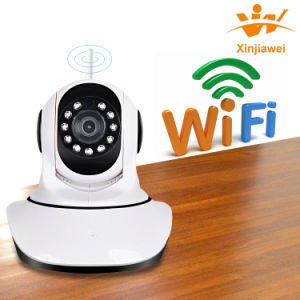 High-Tech Indoor IP Camera WiFi Wireless IP Camera Factory Price pictures & photos