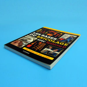 Professional Custom Cheap Softcover Book Printing