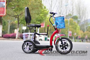 500W 3 Wheels Electric Scooter pictures & photos