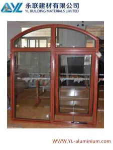 Customer Design Aluminum Profile for Opening Dome Window pictures & photos