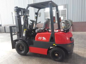 Popular 2-3t with Japan Isuzu Diesel New Industrial Lifting Forklift pictures & photos