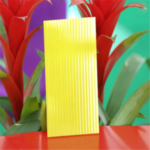 Twin-Wall 6mm Hollow Polycarbonate Sheet pictures & photos