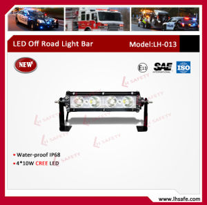 40W off Road LED Light Bar (LH013) pictures & photos