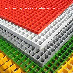 GRP/FRP Grating FRP/GRP Decorative Gratings/FRP Custom Molded Grating