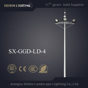 18m\25m\30m\35m LED High Mast Light pictures & photos