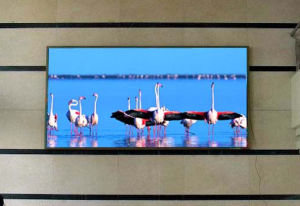High Resolution Indoor LED Display Screen pictures & photos