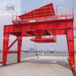 Rail Mounted Mobile Hopper with Dustproof Function pictures & photos