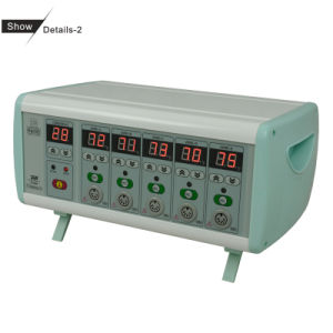 Five Heating Zones Fir Thermotherapy Beauty Equipment (K1804) pictures & photos