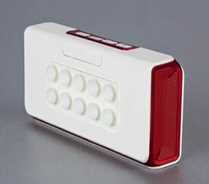 Outdoor Portable Bluetooth Speaker with Power Bank pictures & photos