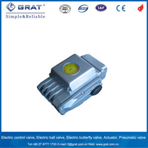 200nm/400nm/600nm Torque Electric Actuator pictures & photos