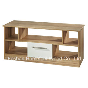 Durable Melamine Living Room Furniture TV Stand Cabinet (TVS25) pictures & photos
