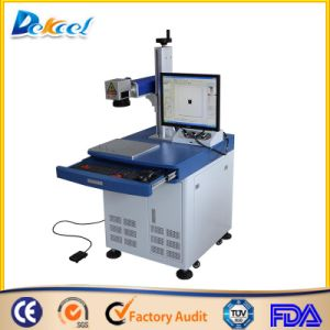 Factory Price! Logo/Production Date/Serial Number CNC Fiber Laser Marking Machine pictures & photos