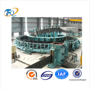 Ce Certified 4.2m Horizontal Spiral Accumulator for Tube Mill&Pipe Mill Line pictures & photos
