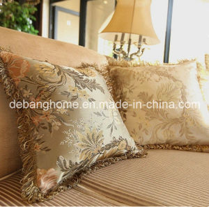 European Jacquard Cushion Car Pillow Sofa Cushions pictures & photos