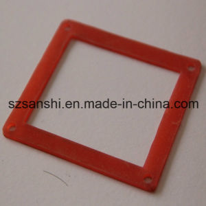 OEM Custom Mould Food Silicon Gasket pictures & photos