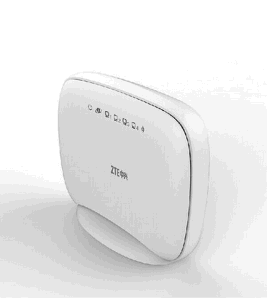 Brand New Z T E H108b ADSL2 Broadband Wireless Router 300m with WiFi